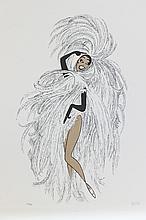 Al Hirschfeld, Josephine Baker