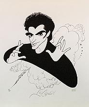 Al Hirschfeld, David Copperfield