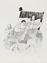 Al Hirshfeld, Laurel and Hardy