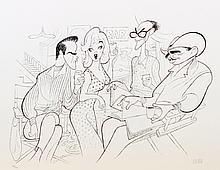 Al Hirschfeld, The Misfits