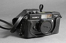 Yashica 35 MF - Circa 1972 - N°214855