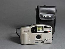 Pentax PC 55 - (Les piles ont coulé)