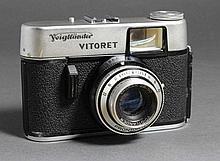 Voigtländer Vitoret - Objectif Vaskar 2,8/50mm Bon