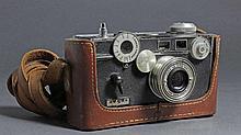 Argus C3 - En l'état - Objectif 3,5 / 50 mm - avec
