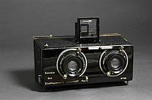Gaumont -Jumelle Stéréoscopique Spido Model D - 19