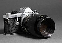 Pentax Me Super avec zoom Macro - Zoom 2,5/90mm -