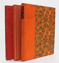 GUITRY (Sacha) - Ensemble de 3 volumes identiques