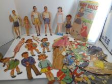 Gay Dolls Paper Doll Collection