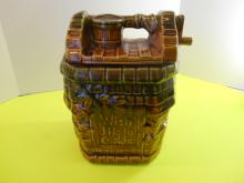 McCoy USA Wishing Well Cookie Jar