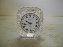 Shannon Crytal Quartz Clock