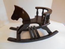 Little Rocking Horse Planter