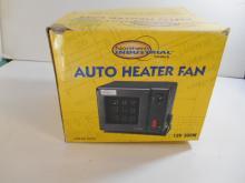 Auto Heater Fan