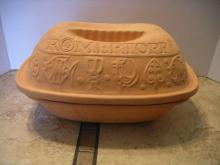 Stoneware Roaster