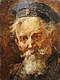 Unknown Artist - Russian First World War soldier