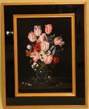 Floral Bouquet Signed B. Krims