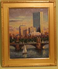 Donad Allen Mosher, titled