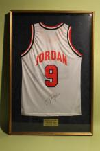 Michael Jordan 1992 USA Team Basketball Jersey