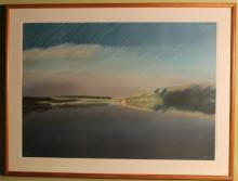 Riverbank Print, Signed & # 189/275