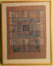 Safranek Print on Textured Paper