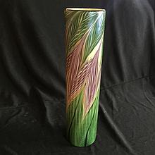 Lundberg studios (art glass) tall unique-never put into production in this color