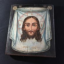 Greek Icon - Christ