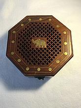 Indian tan xiang box