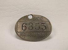 Old Texaco Gas & Oil Pin