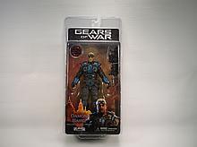 Gears of War Damon Baird Action Figure MISP