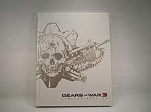 Gears of War 3 Limeted Edition Game Book