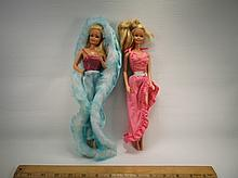 2 Nice Vintage Barbie Dolls Lot