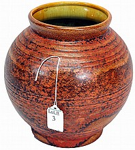 Stangl Pot dated 1908 9