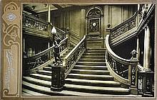 Rare RMS Titanic Cabinet Card