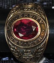 1954 Harvard Class Ring