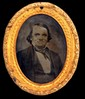 Stephen A. Douglas Campaign Badge 1860