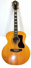 1972 Guild model F412 Guitar