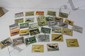 Lot of 33 airplane cards