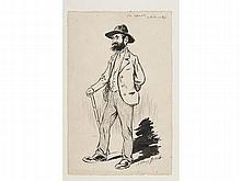 JOSÉ LUIS PELLICER (Barcelona, 1842-1901) - Un espanta catalanistas