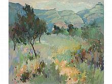 RAMÓN VILANOVA FORCADA (Caldes de Montbui, Barcelona, 1947) - Landscape