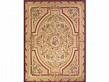 RUG IN THE STYLE OF AUBUSSON