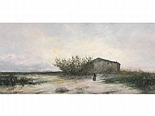 MODEST URGELL (Barcelona, 1839-1919) - Landscape