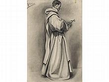 HÉCTOR MARABINI (1919-2013) - Monk