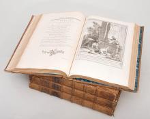 JEAN DE LA FONTAINE (1621-1695) - Fables choises. Mises en vers