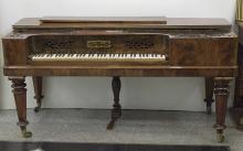 PIANO INGLES COLLARD & COLLARD