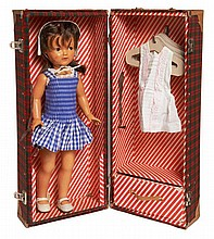DOLL MARIQUITA PÉREZ 2nd QUARTER OF 20th CENTURY