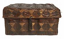 PERUVIAN TRUNK  (SOUTH RANGE) 18th-19th CENTURIES