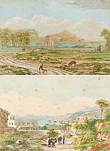 SCHOOL OF NAPLES 19th CENTURY