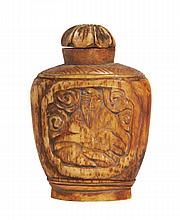 CHINESE SNUFF BOTTLE 18th-19th CENTURIES