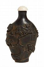 CHINESE SNUFF BOTTLE 19th CENTURY