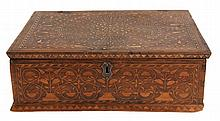 ARAGONESE BOX 17th CENTURY