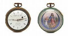 POCKET WATCH 18th CENTURY
